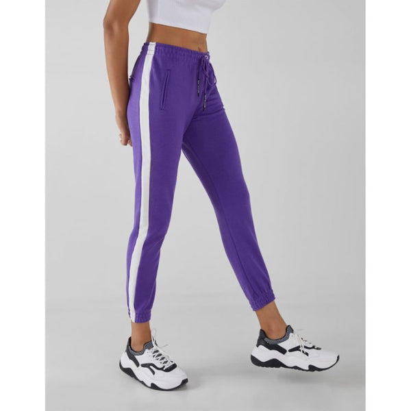 Brshka Striped Trouser Purple
