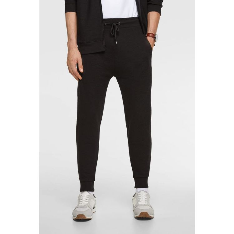ZR Plain Jogger Pants Black