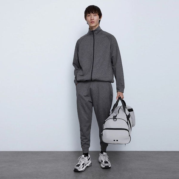 Z.A.R.A Basic Polyester Tracksuit Charcoal