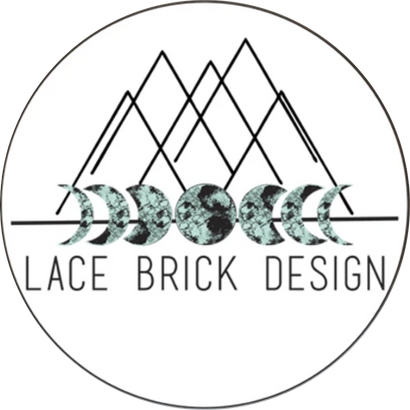 Lace Brick Design