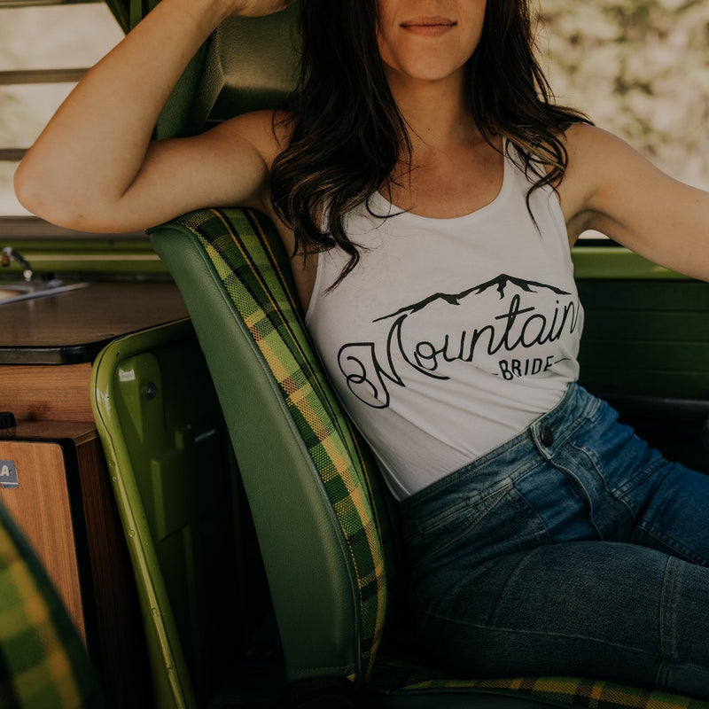 Mountain Bride Tank Top
