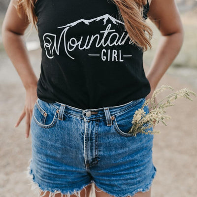 Mountain Girl Tank Top