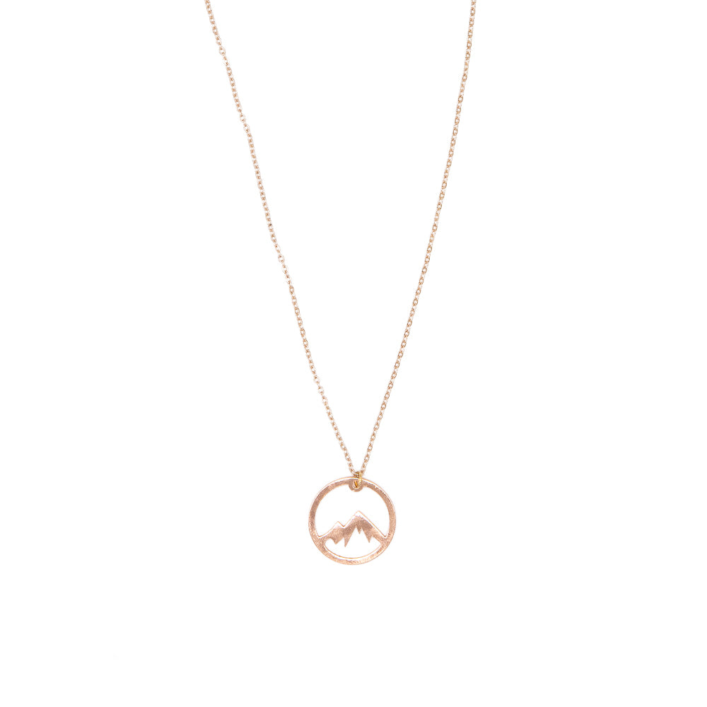 Eternal Mountain Necklace
