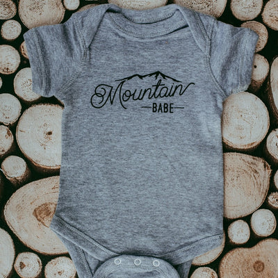 Mountain Babe Bodysuit