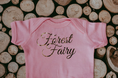 Forest Fairy Bodysuit