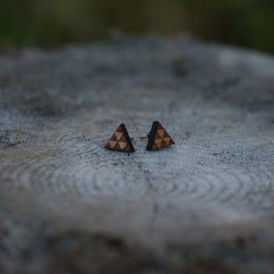 Triangle Wood Studs