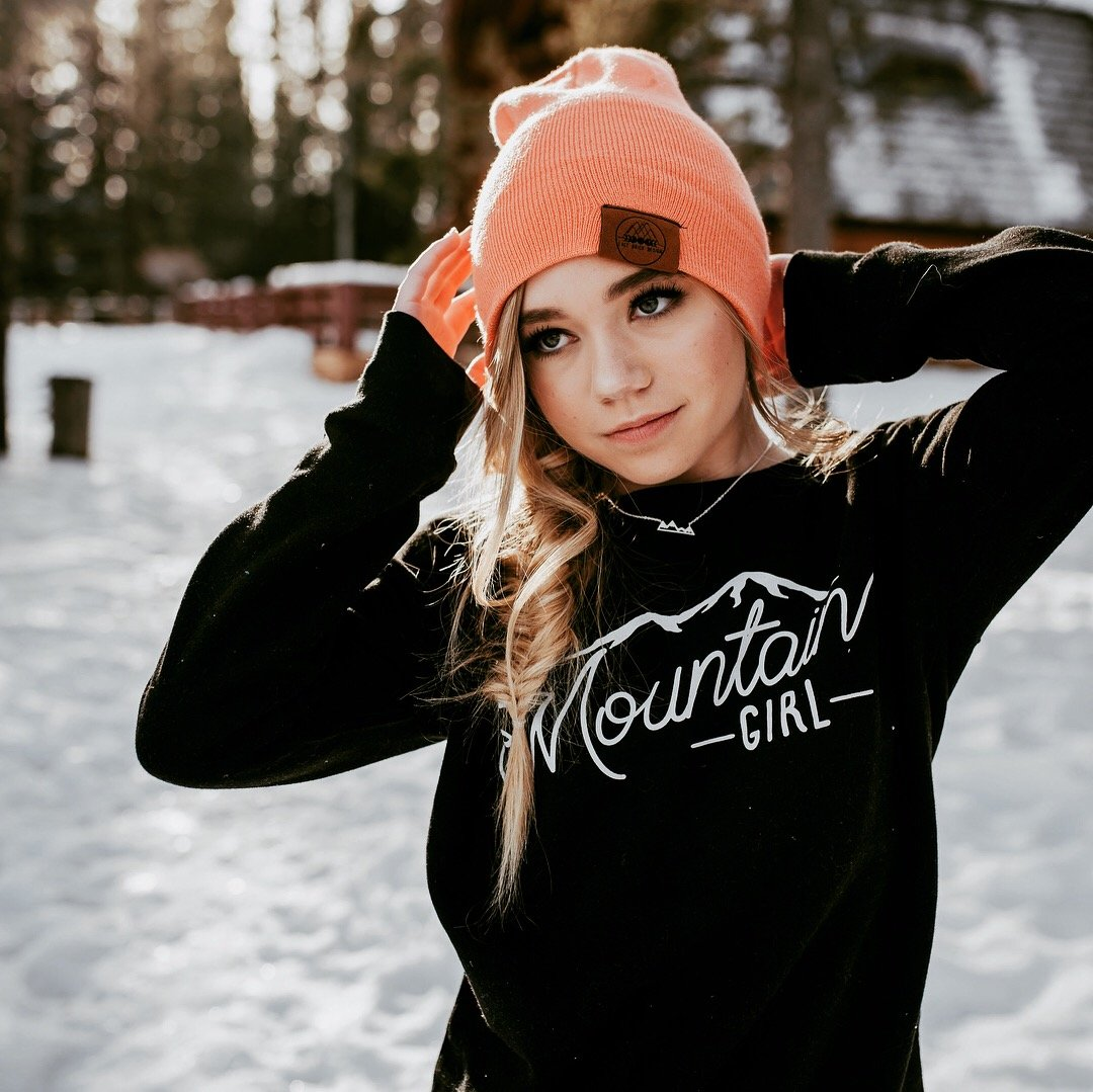 The Charles | Coral Mountain Girl Toque