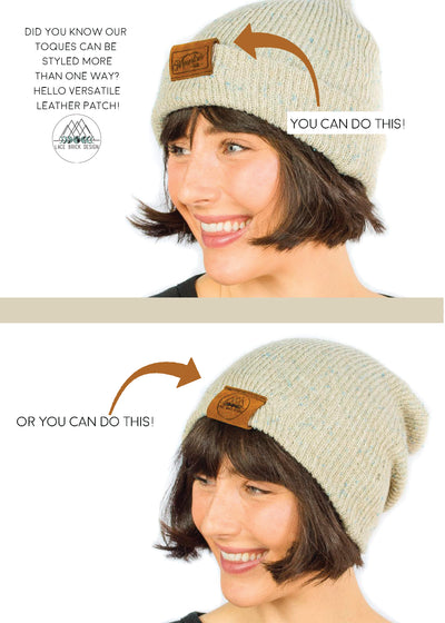 The Randy | Rust Mountain Girl Toque