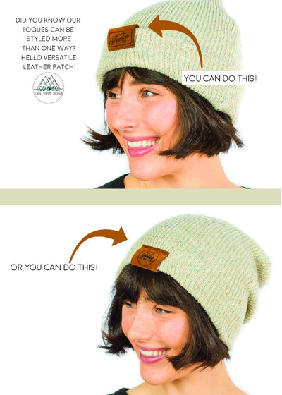 The Otis | Oatmeal Mountain Girl Toque