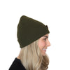 The Harold | Hunter Green Mountain Girl Toque