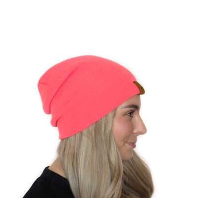 The Hubert | Hot Pink Mountain Girl Toque