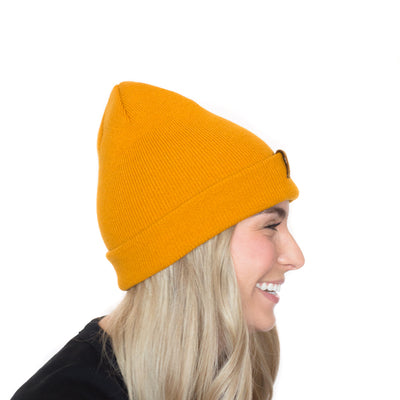The Henry | Honey Mountain Girl Toque