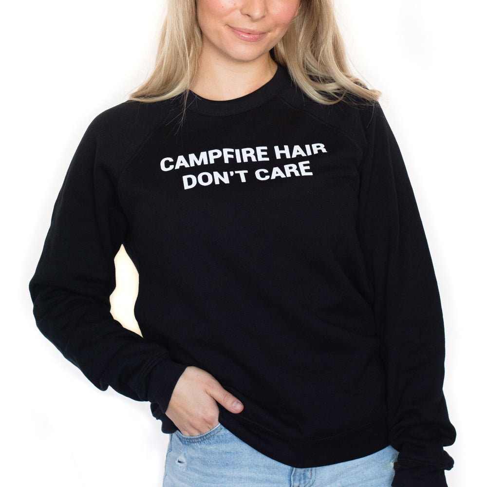 Campfire Hair, Don't Care Crew