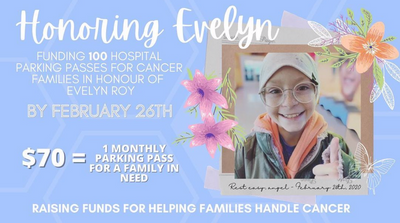Honouring Evelyn Charity Alpine Necklace