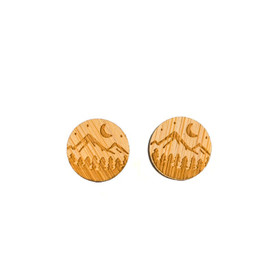 Under The Stars Wood Studs