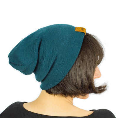 The Theodore | Teal Mountain Girl Toque