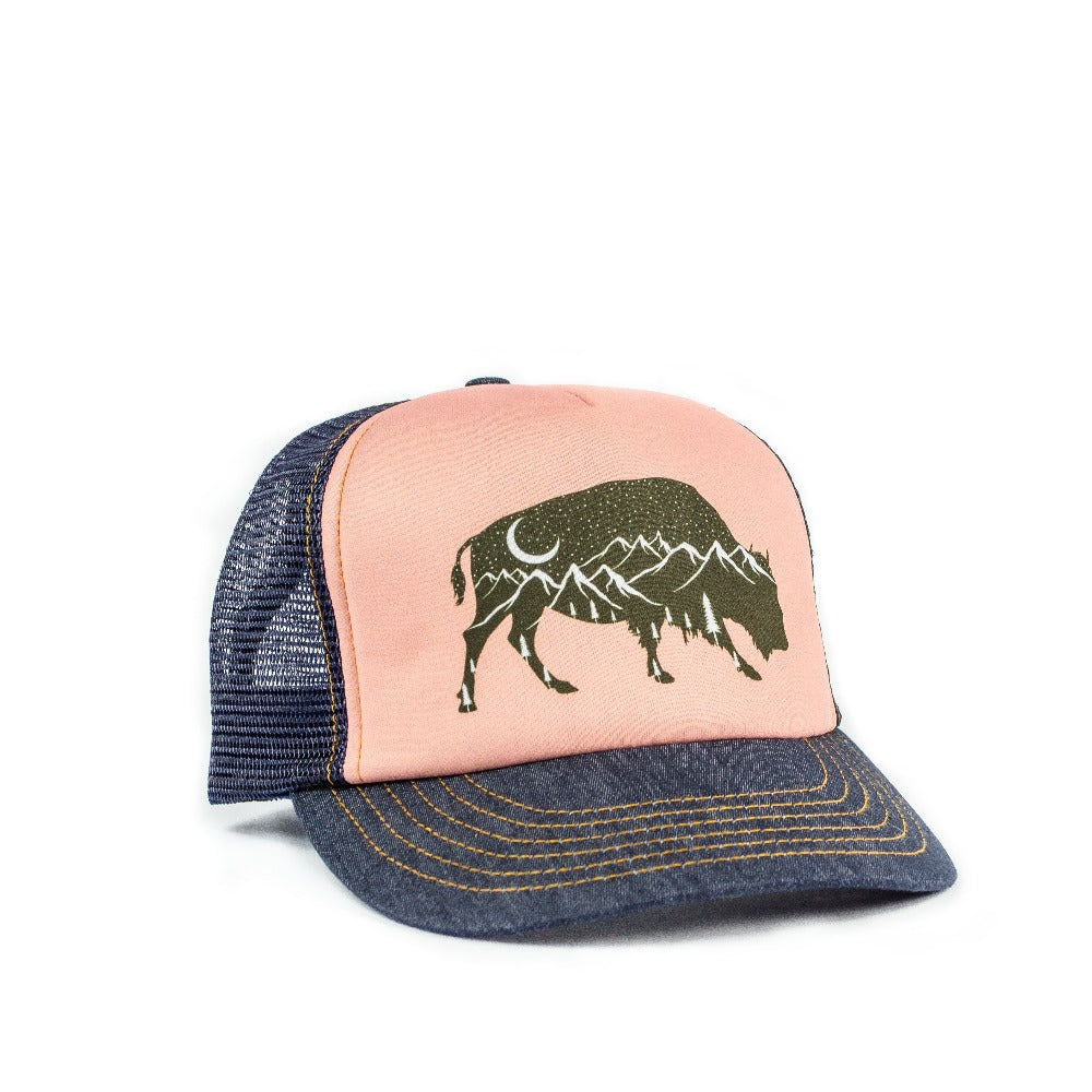 Buffalo Trucker Hat