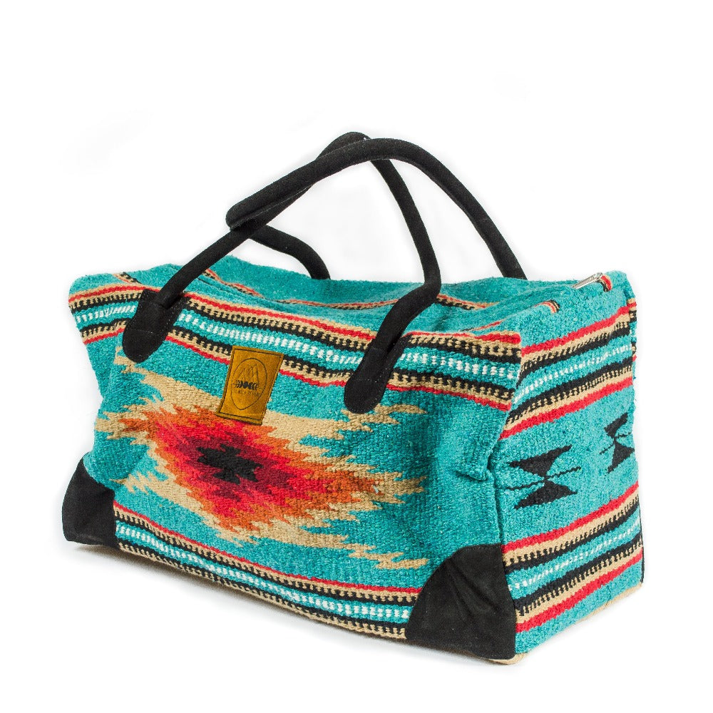 Teal Adventure Bag