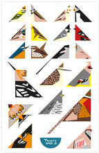 Load image into Gallery viewer, Tea Towel - Unusual Birds