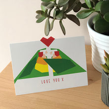 Load image into Gallery viewer, Love Birds Card