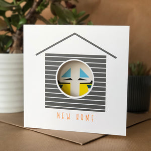 New Home Couple Card