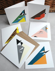 6 x Small Cards - Mixed