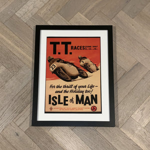 Isle of Man (30x40)