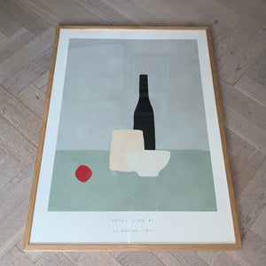 Maxime Rokus - More Wine plz no.3 (50x70)