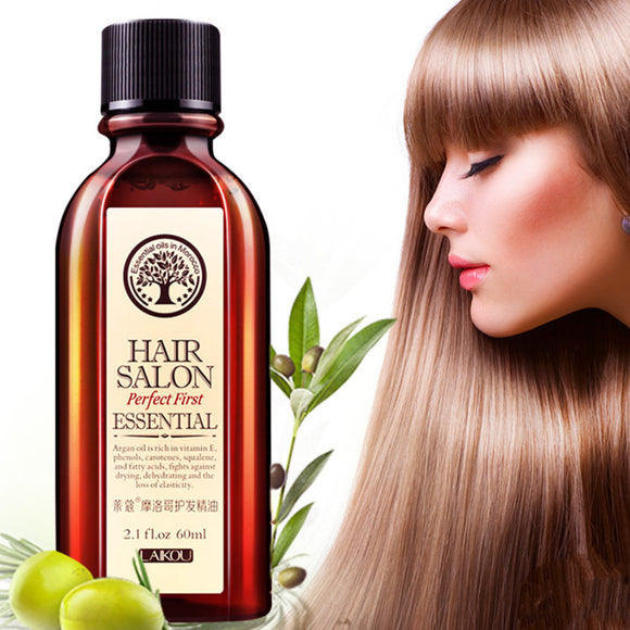 Morroccan Argan Oil Hair Treatment