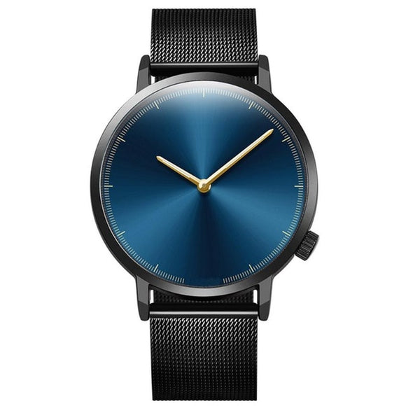 Ultra-Slim Minimalist Quartz Watch