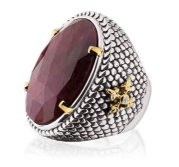 Kir Collection Signature Cocktail Ring
