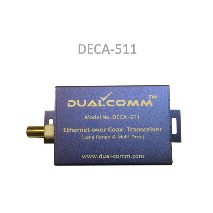 Ethernet-over-Coax Adapter