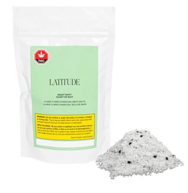 Latitude Bath Salts