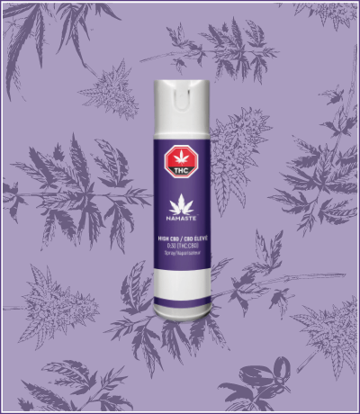 Namaste - High CBD oral spray