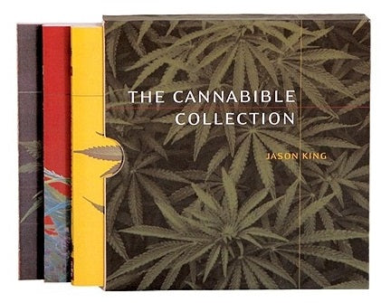 Cannabible Collection By Jason King