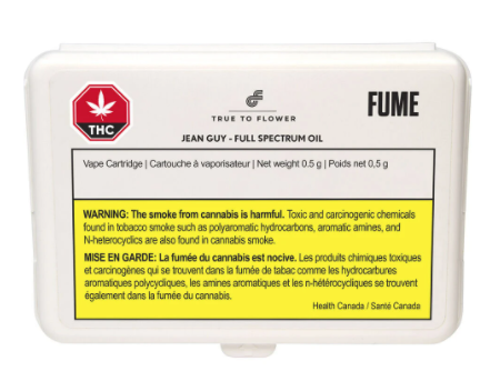 Fume - Vape Cartridges