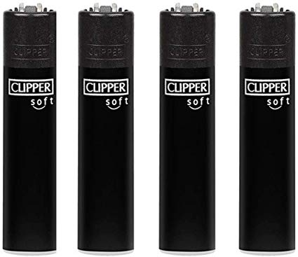 Clipper Lighters - Soft