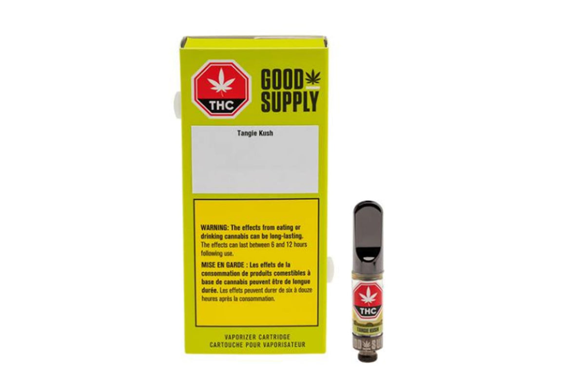 Good Supply - Tangie Kush Cartridge