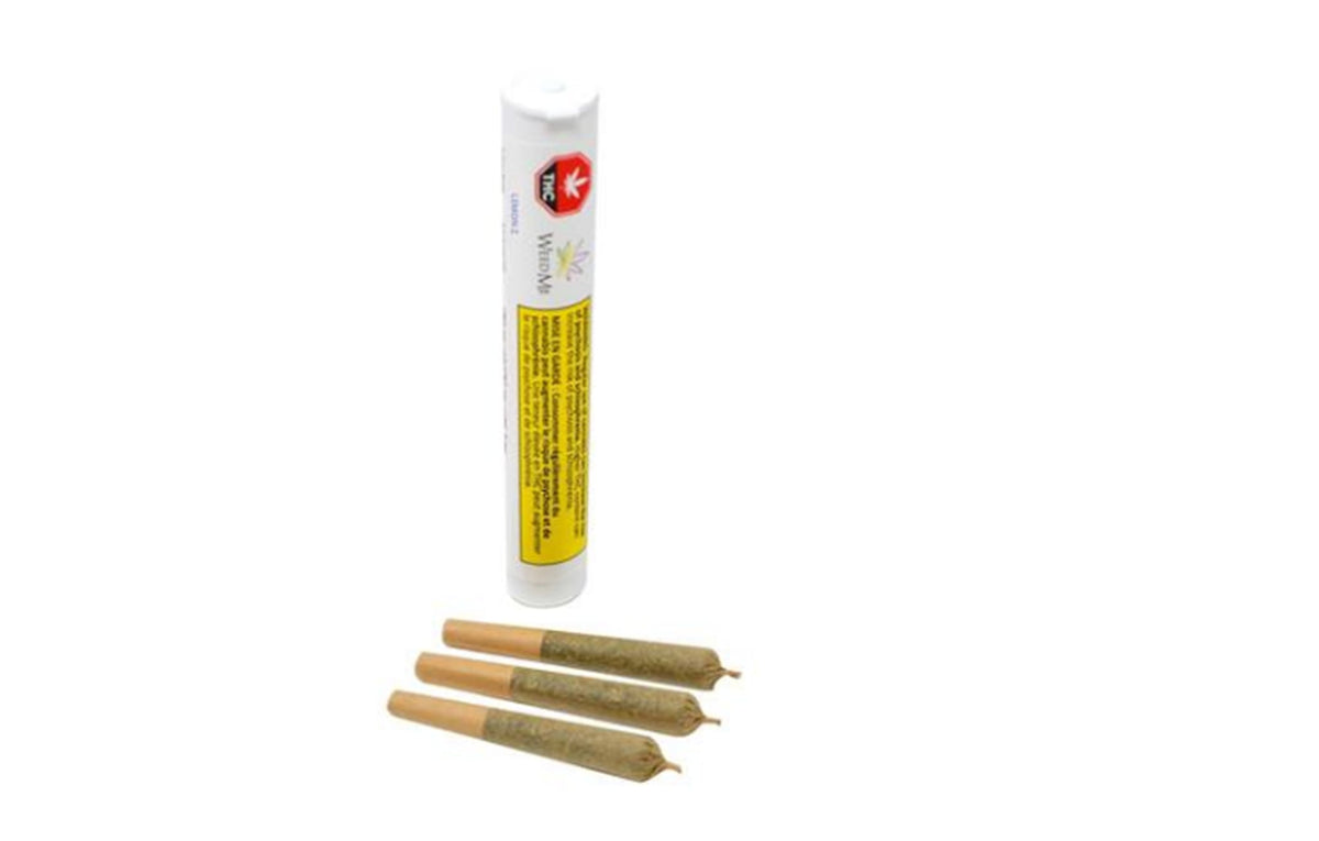 Weed Me - Critical Orange Punch Pre-Roll