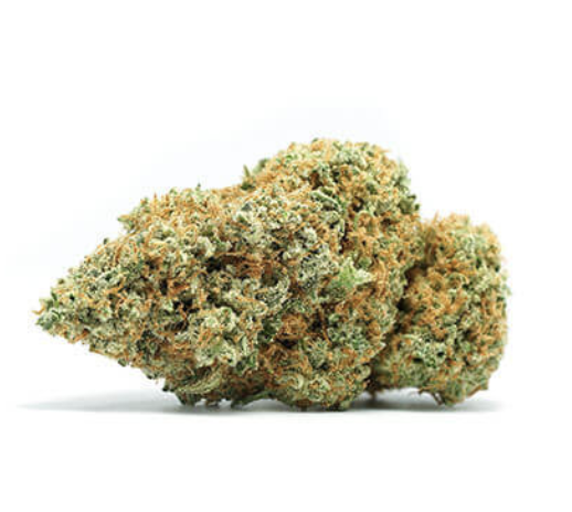 The Tangerine Dream is a true delight. A combination of G13, Afghani and Neville's Haze brings you a Sativa dominant strain that is uplifting. One taste of the Tangerine will feel like a Dream! THC 16-20% CBD <1%. Find it in Saskatchewan. Sold by Prairie Records