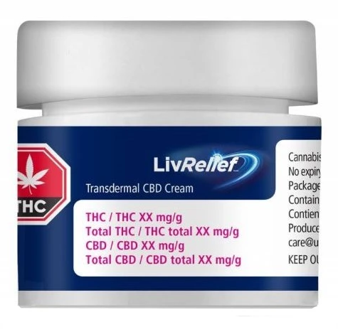 LivRelief - Transdermal Cream