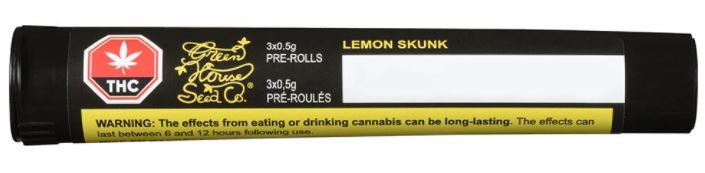 Green House Seeds Co - Pre-Rolls
