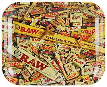 RAW - Rolling Tray Mix Large