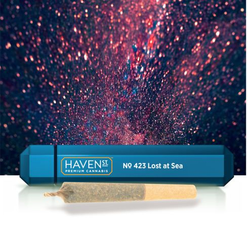 Haven St. - Lost At Sea Preroll 0.5g