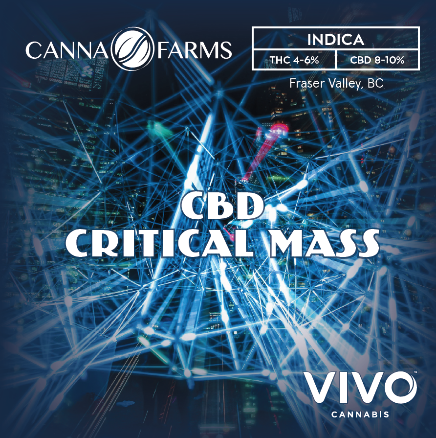 Cannafarms - Critical Mass CBD