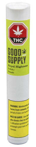 Good Supply - Royal Highness Pre-Rolls