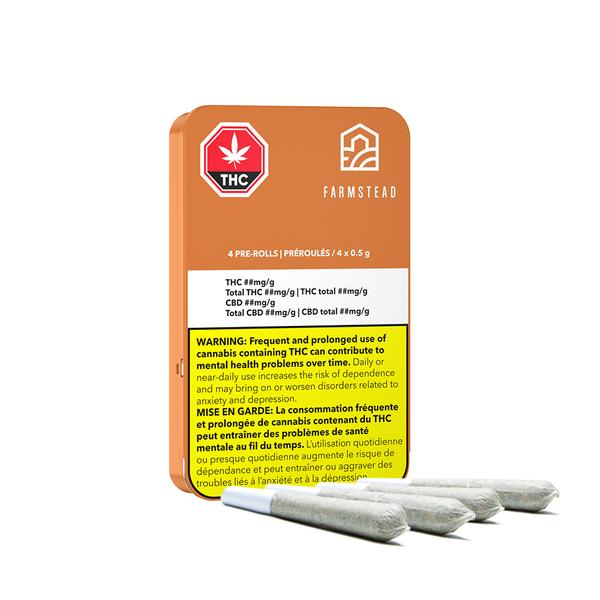 North 40 -Green Cush Pre Roll