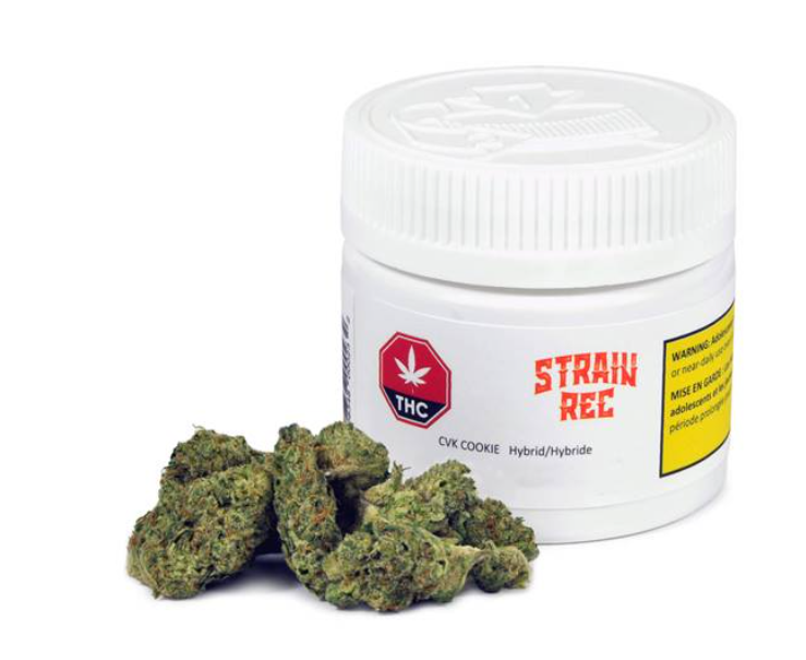 Strain Rec - CVK Cookie