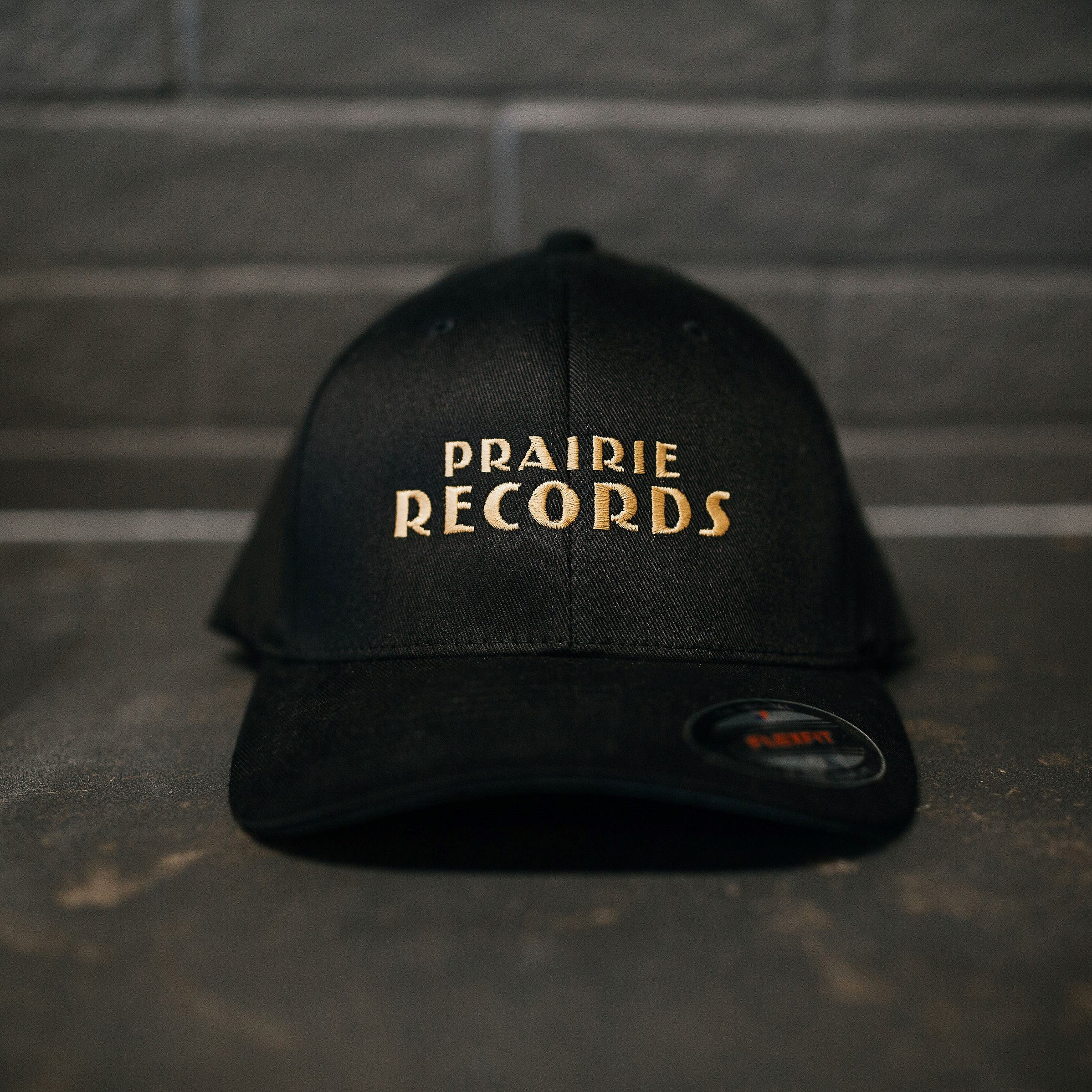 Prairie Records - Flexfit Cap