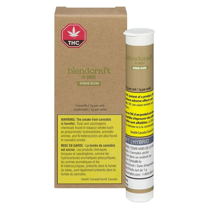 Qwest - Blendcraft Pre-Roll